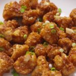 Honey-Garlic Cauliflower