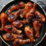 Easy Sticky Chicken Drumsticks