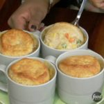 Chicken Pot Pie in a Mug