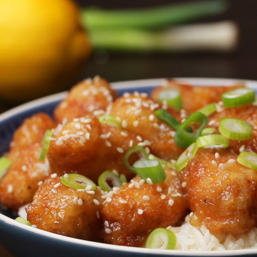 Chinese take away style lemon chicken cooking tv recipes chinese take away style lemon chicken forumfinder Images