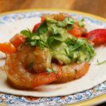 One-Pan Shrimp Fajitas