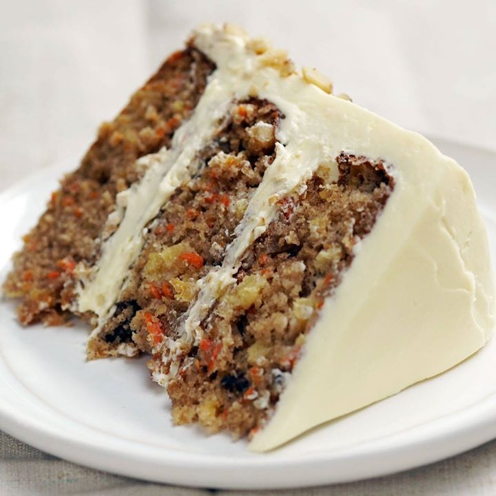 The ultimate classic carrot cake cooking tv recipes author the chef cuisine american recipe type cake forumfinder Images