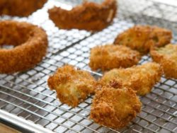 Crispy Un-Fried Chicken