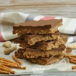 No Bake Chocolate Peanut Butter Pretzel Bars Are So Easy to Make