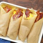 Perfect Breakfast Wrap