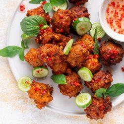 Vietnamese Grilled Pork Chops