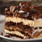 Ice Cream Lasagna