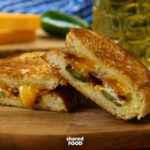 Look No Further for a Sandwich of Epic Proportions – This Jalapeno Popper Grilled Cheese Is So Good!