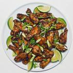 Crispy Peppercorn Chicken Wings