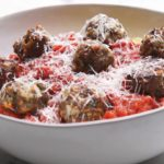 Simple Spaghetti And Meatballs