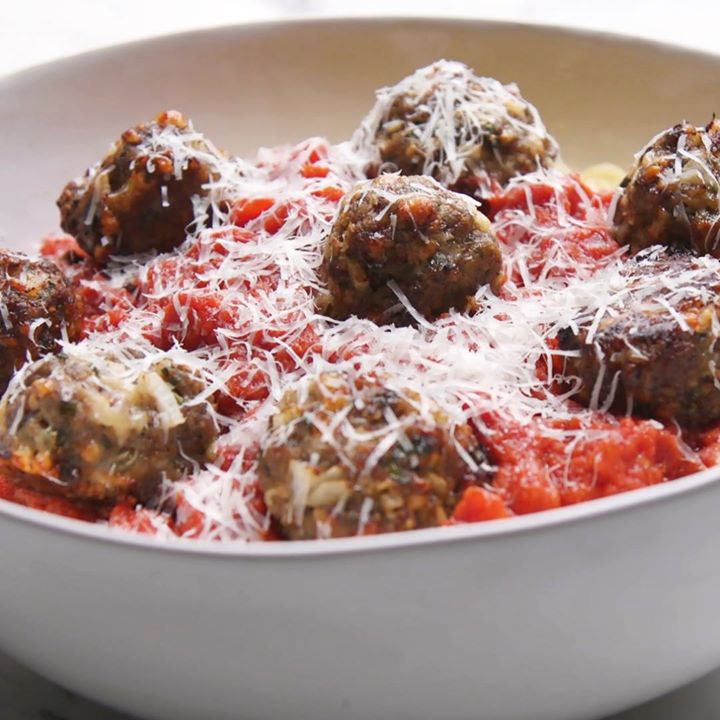 Simple spaghetti and meatballs cooking tv recipes forumfinder Images