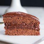 The Most Decadent Vegan Chocolate Cake