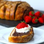 Chocolate French Toast Loaf