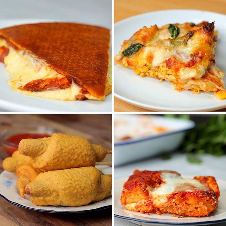 Leftover pizza 4 ways cooking tv recipes leftover pizza 4 ways forumfinder Images