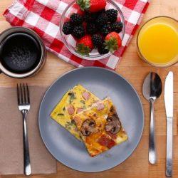 Microwave Prep Breakfast Sandwiches