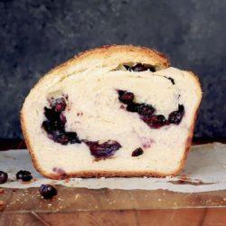 Chocolate-Butterscotch Swirl Cheesecake