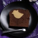 Peek-a-boo Ghost 'Boxed' Pound Cake