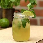 Whiskey Ginger Mojito