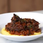 Ossobuco With Polenta