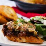 Cheesy French Onion Chicken