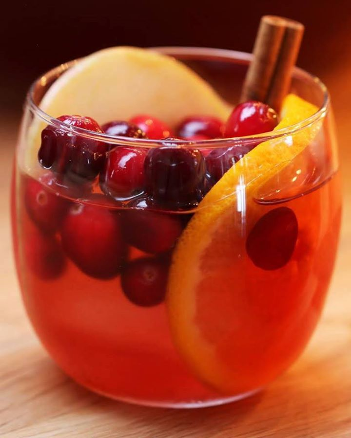 Cranberry Cider - Cooking TV Recipes