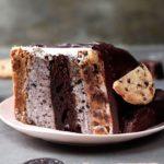 Brownie Cookie Cake