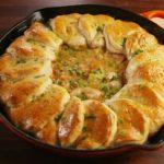 Skillet Chicken Pot Pie