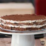 Tiramisu Icebox Torta