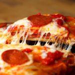 Giant Pizza Crunchwrap