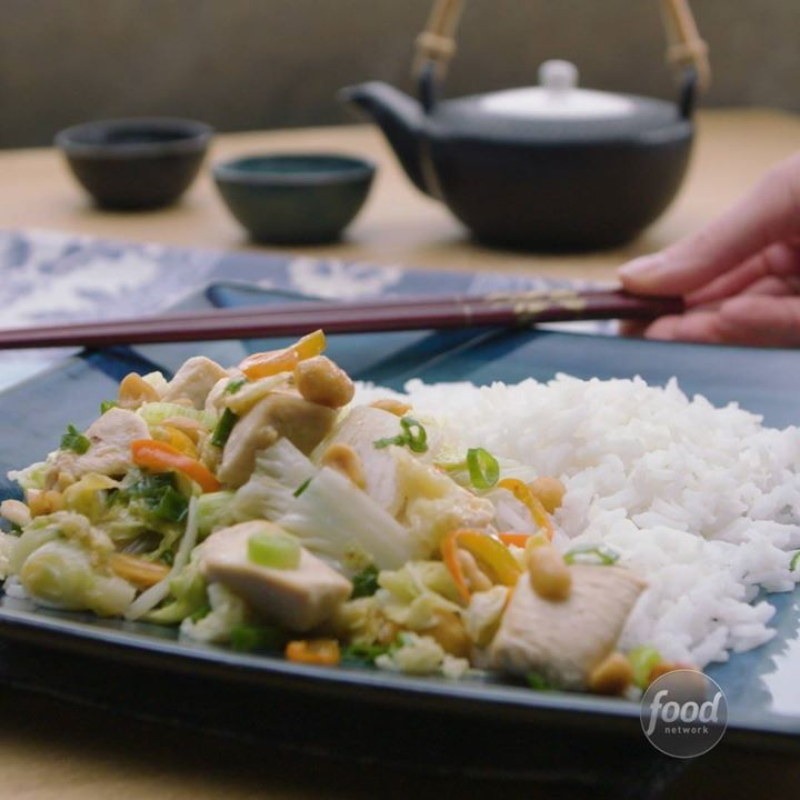 Food network archives page 6 of 13 cooking tv recipes chicken peanut stir fry forumfinder Gallery