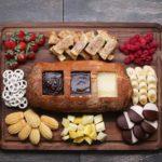 Chocolate Fondue Bread Boat