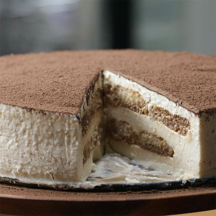 Tiramisu cheesecake cooking tv recipes tiramisu cheesecake forumfinder Image collections