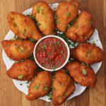 Deep-Fried Mini Calzones (Panzarotti)