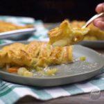 All-Crust Sheet Pan Chicken Pot Pie
