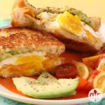 Avocado Breakfast Sandwich
