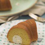 Marshmallow Creme-Filled Bundt Cake