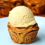 Muffin Tin Cinnamon Roll Apple Pies