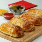 Mini Cheeseburger Wellingtons