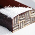 Chocolate Battenberg