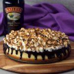 Baileys S'mores Cheesecake