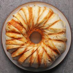 Crispy Rolled Chicken Parma