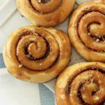 Cinnamon Rolls with Brown Sugar Glaze
