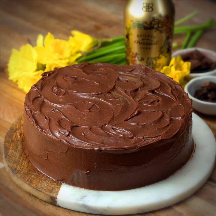 Baileys Chocolate Fudge Cake Cooking Tv Recipes