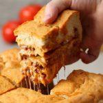 Giant Lasagna Sandwich