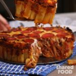 Rigatoni Pizza Pie Is the Perfect Mix of 2 Favortites