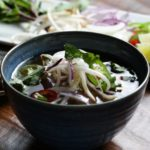 Traditional Vietnamese Beef Pho