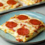 Pizza Lasagna Pockets