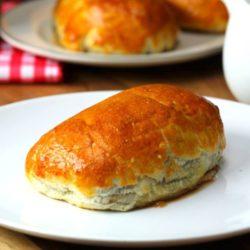 Lemon Cheesecake Souffles