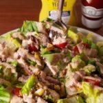 Big Mac Cheeseburger Salad