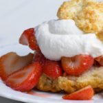 Grandma's Old-Fashioned Strawberry Shortcake